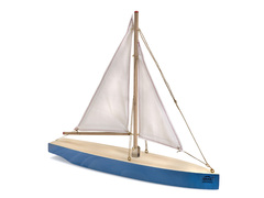 segelschiff f r motor echtwald. Black Bedroom Furniture Sets. Home Design Ideas