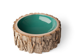 "Log Bowl "" Fir"" by loyalloot collective"